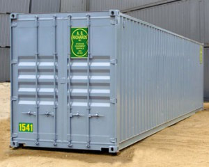 Storage Container Rental 40ft Jumbo from A.B. Richards