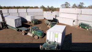 Rental Storage Containers in Inventory - A.B. Richards