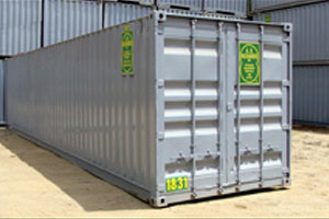 Industrial Storage Container Rental by AB Richards