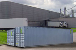 Rent Storage Containers for Industrial Businesses