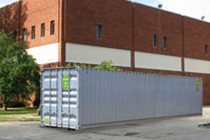 Rent Industrial Storage Containers from A.B. Richards