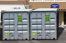 Home Storage Container Rentals by A.B. Richards
