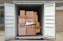 Storage Container Rental for Residential Use by A.B Richards