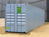 Rental Storage Container 40ft Jumbo from A.B. Richards