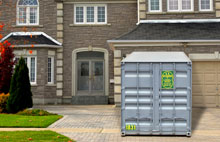 Residential Storage Container Rentals by A.B. Richards