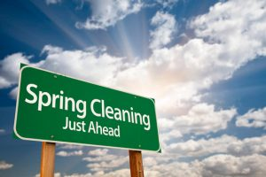 Spring Cleaning Storage Units by A.B. Richards
