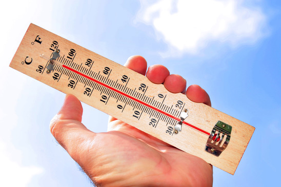 Extreme Temperatures and Your Storage Container