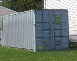 Philadelphia Storage Containers by A.B. Richards
