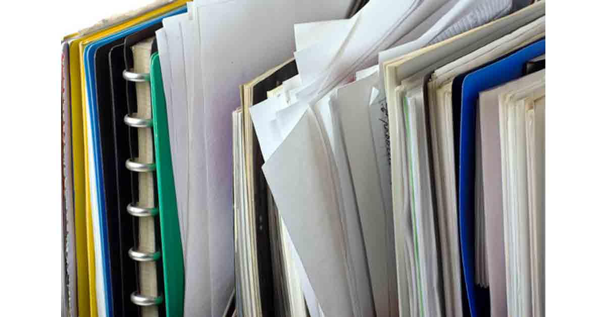 Tips on Storing Important Documents