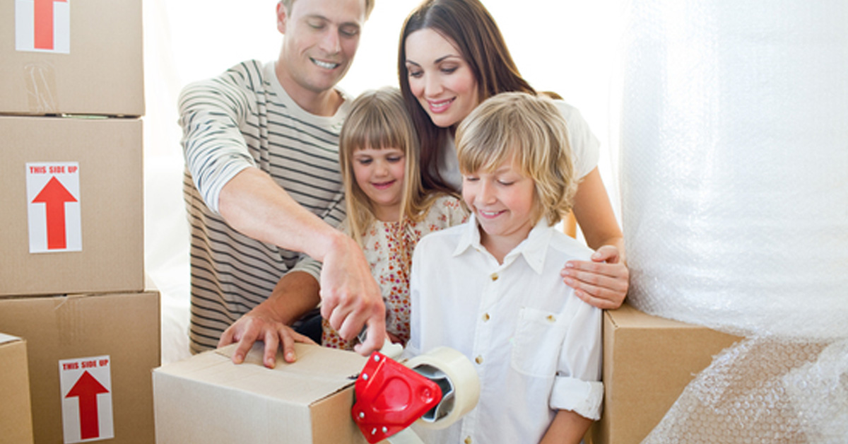 Packing Your Storage Unit for Residential Purposes
