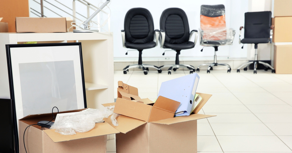 Tips on Packing for Office Relocation