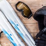 Storing Winter Sports Equipment as Spring Approaches