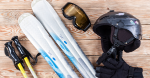 Storing Winter Sports Equipment as Spring Approaches with A.B. Richards