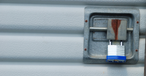 Securing Your A.B. Richards Storage Unit with A.B. Richards