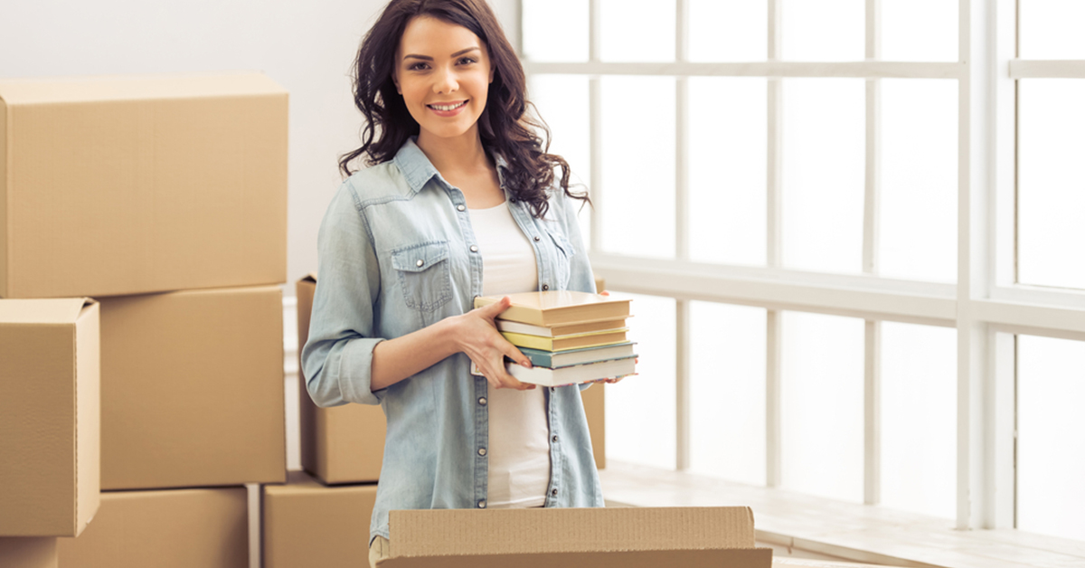 Storage Needs for Students Returning Home from College