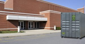 Storage Container Schools with A.B. Richards