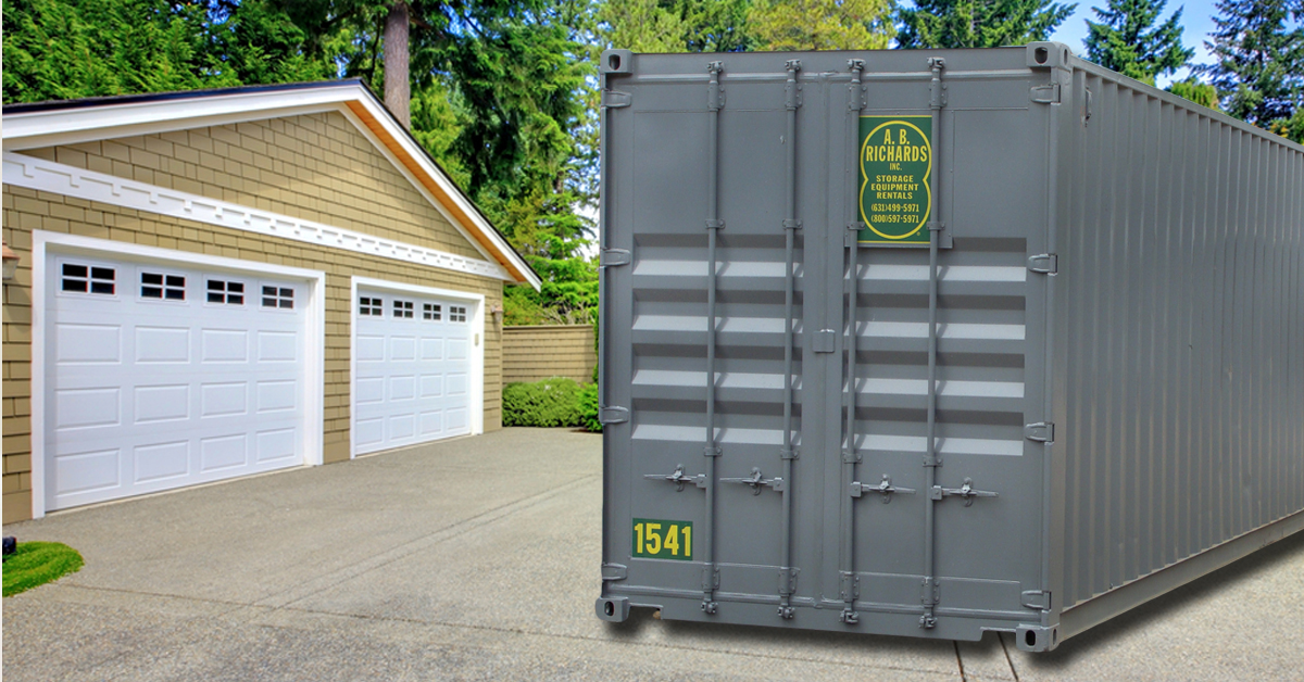 Storage Needs for Planning a Long Trip