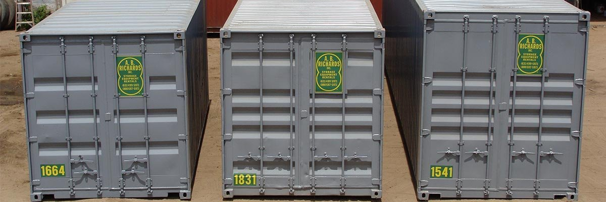 Rental Storage Container Options