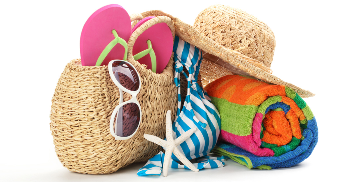Packing Summer Items