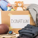 Storage for Charity Drives