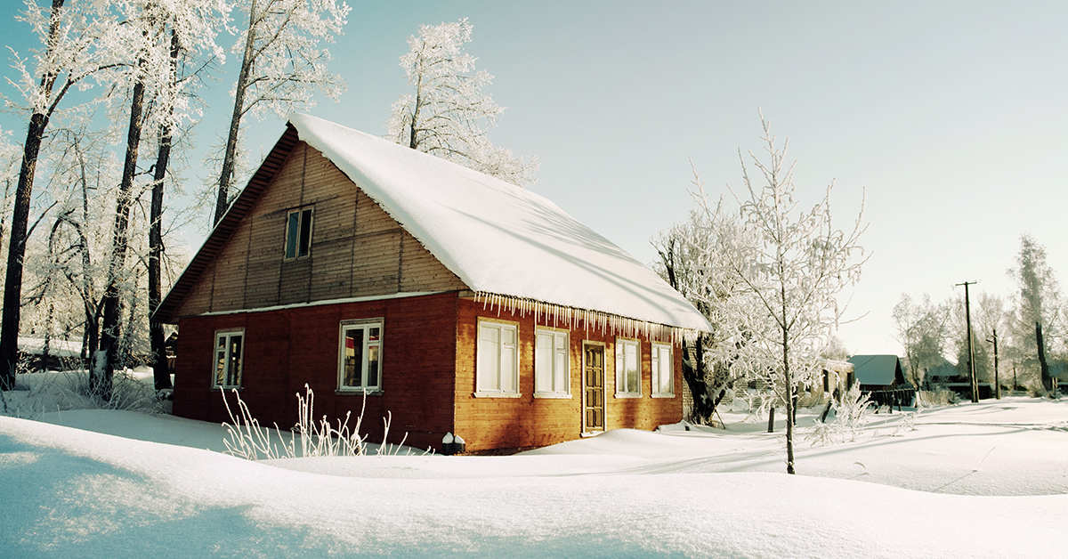 Organizing a Winter Home
