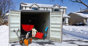 Top 5 Snow Removal Tools to Keep in Your Storage Container