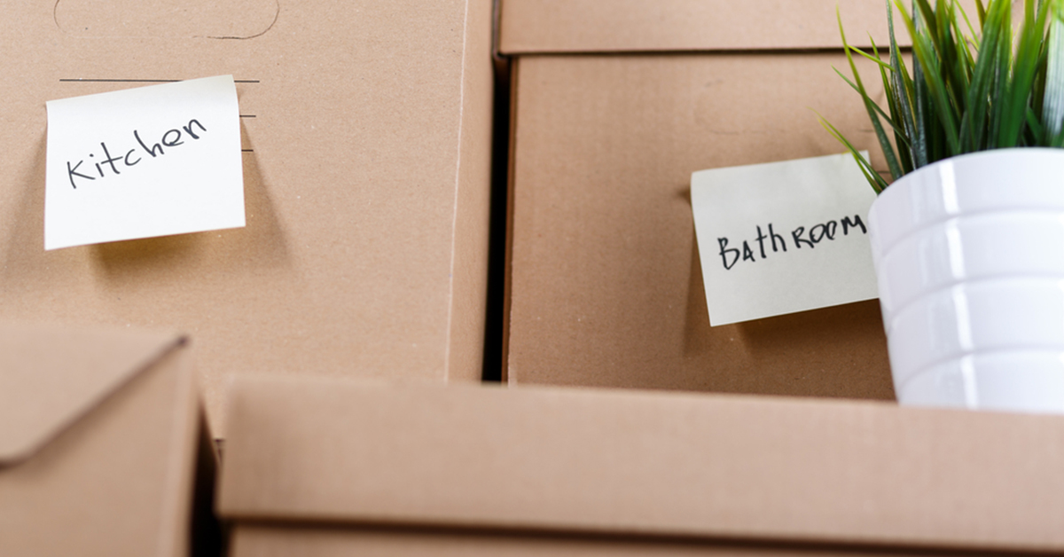 7 Tips on Labeling Your Stored Belongings