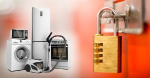 Storing Home Appliances