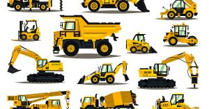 Storing Construction Equipment