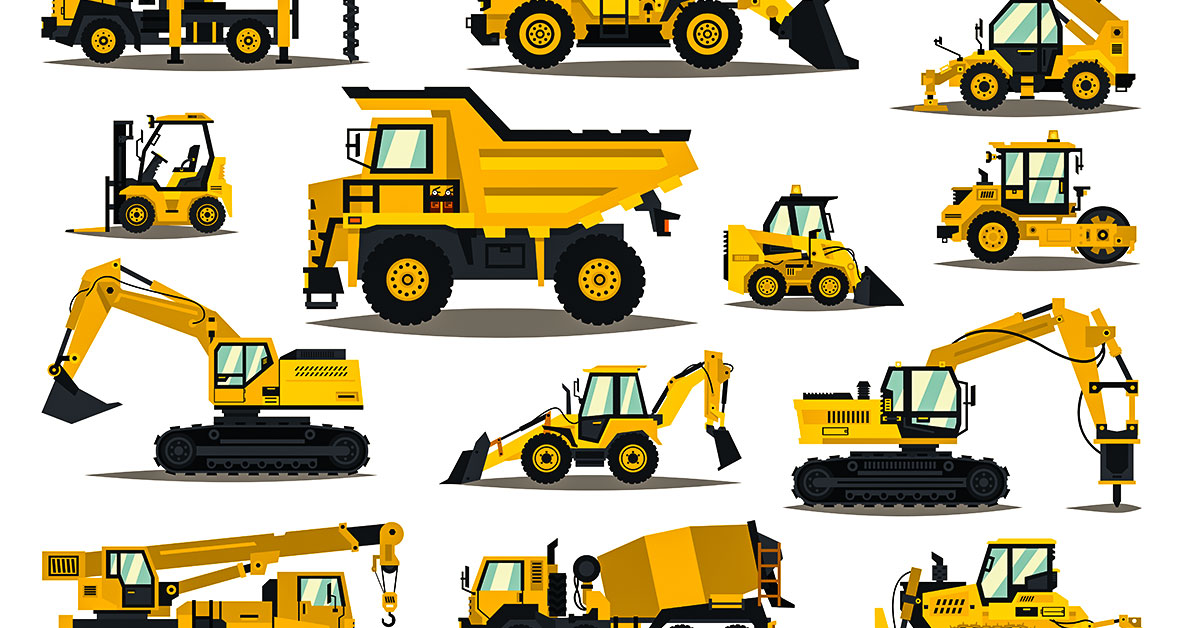 Storing Construction Equipment