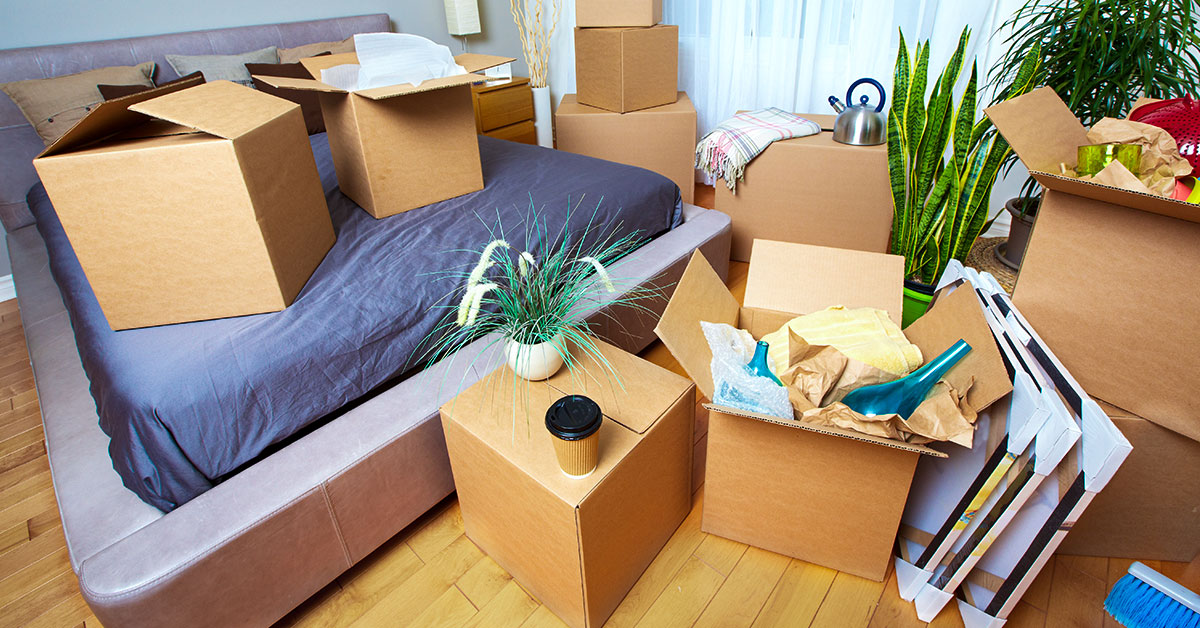 How to Store During a Major Home Renovation