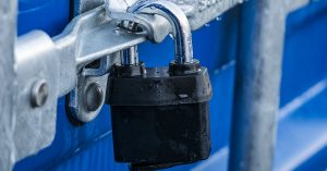 Storage Container Safety