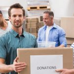 Storage Needs for Non-Profit Charity Drives