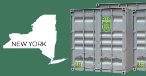 Storage Container Rentals in NY