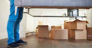 How to Lift Items During a Move