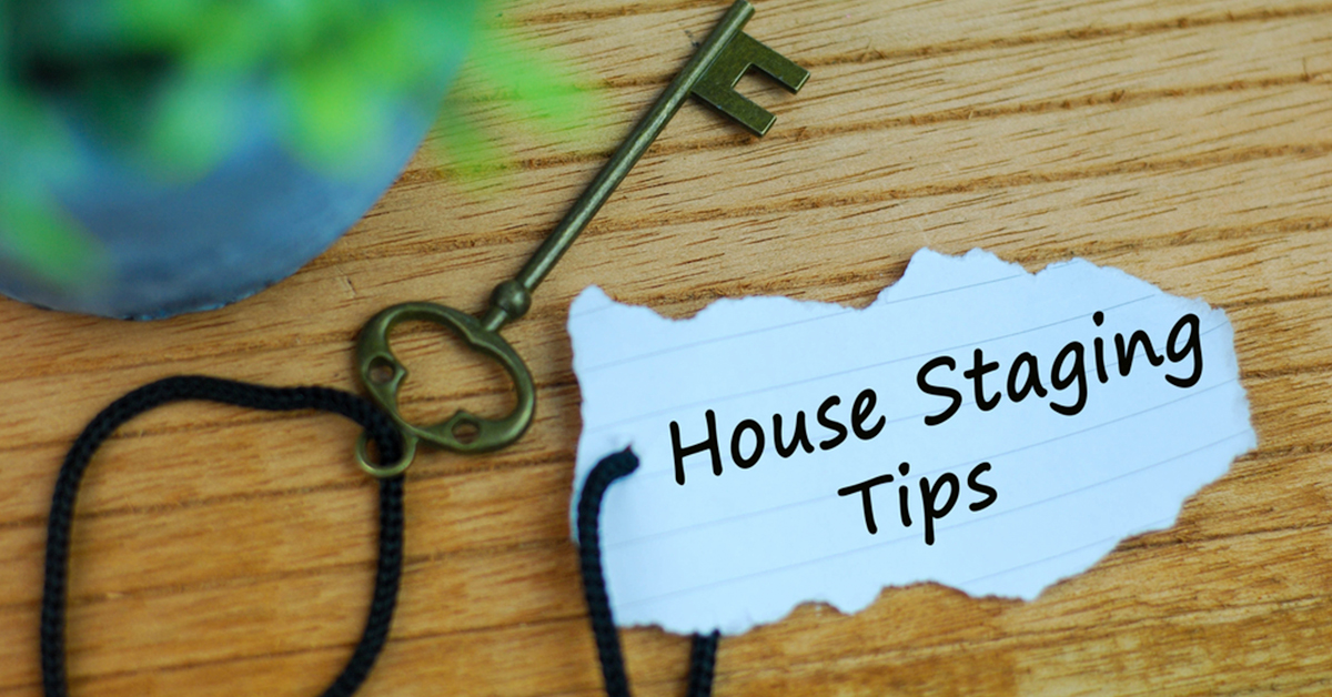 Tips On Staging Your Home