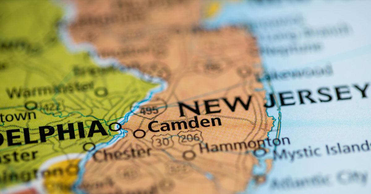 A.B. Richards Spotlight on New Jersey