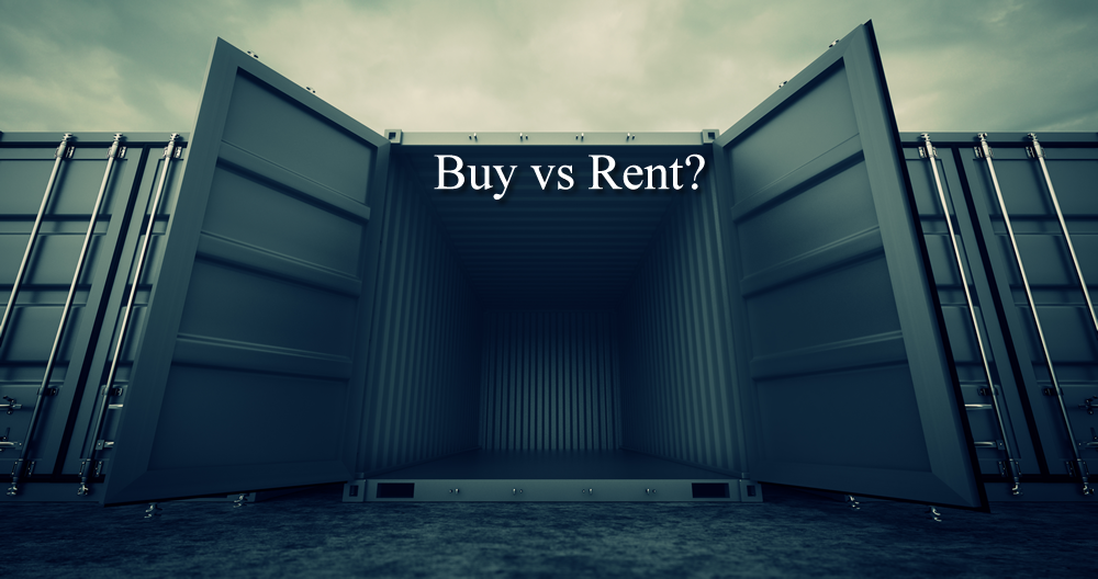 Buying vs Renting: Are Storage Units a Good Investment?