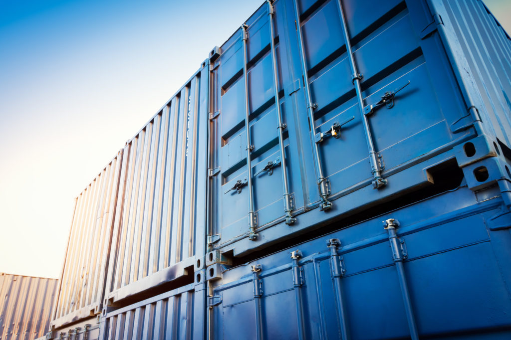 renting storage containers