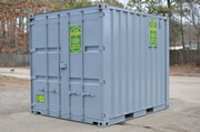 Rental Storage Container 10ft from A.B. Richards