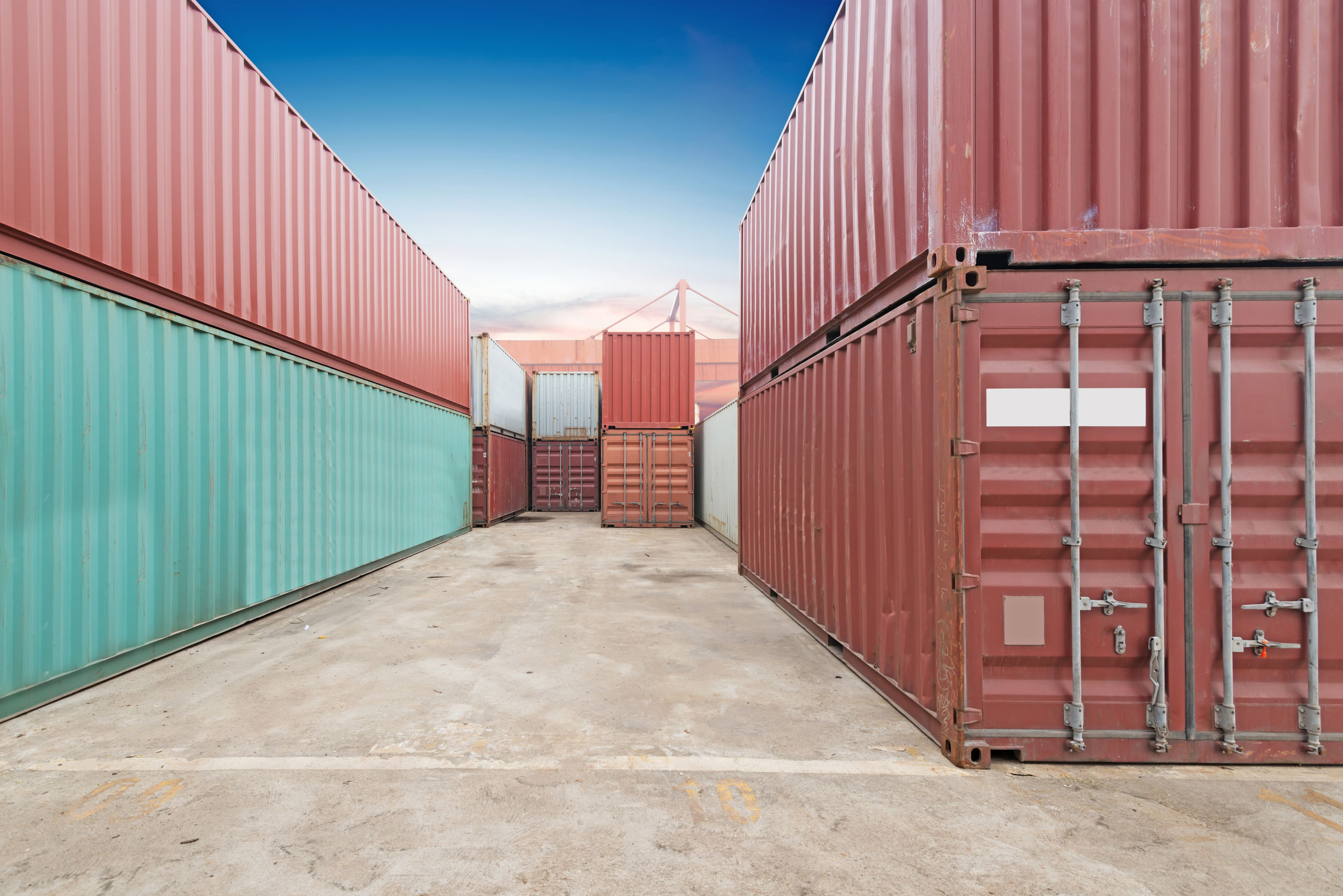 5 Factors To Consider When Renting A Storage Container