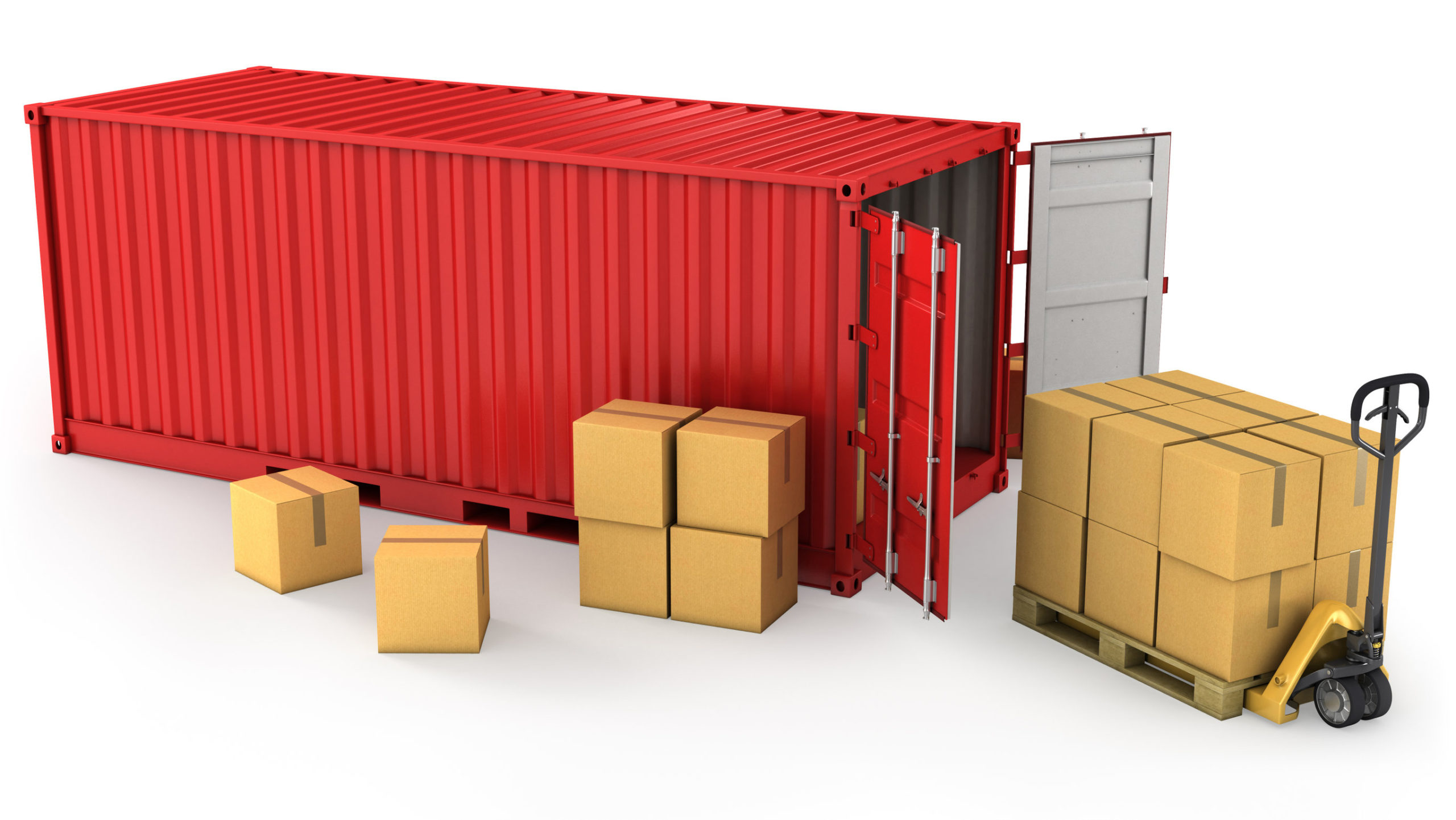 5 Popular Uses of Storage Containers at Construction Site